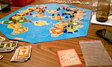 Top 5 Table-Top Board Games