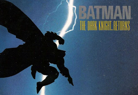 Batman, batman dark knight returns